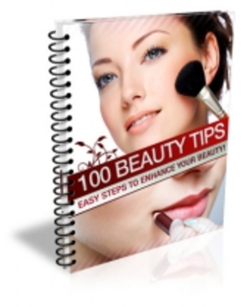 Product picture 100 Beauty tips and tricks every girl should know about