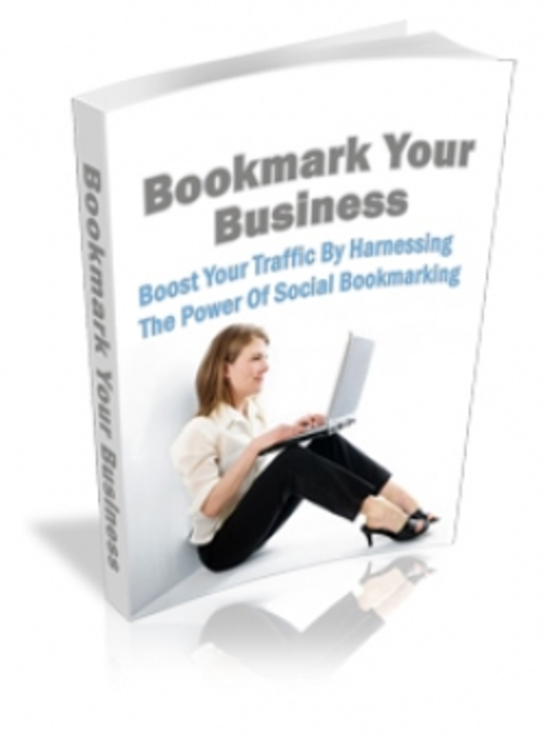 Product picture Bookmark Your Business - The power of social bookmarking