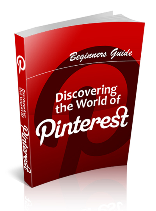 Product picture Discovering The World Of Pinterest