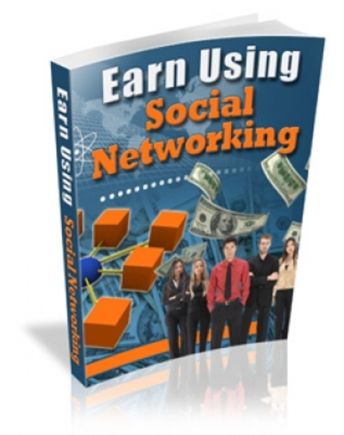 Product picture Earning From Social Networking - Get Paid while sleeping