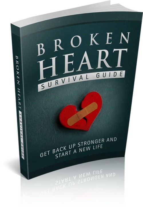 Product picture Broken Heart Survival Guide - Get back up stronger