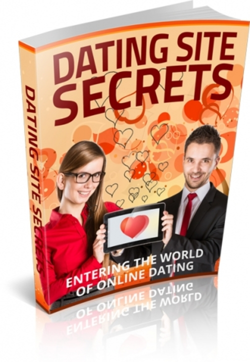 Product picture Dating Site Secrets - Entering The World Of Online Dating