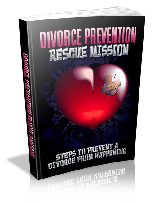 Product picture Divorce Prevention Rescue Mission